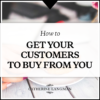 Use my Ecommerce Facebook Ad Template to help get your customers to buy from you
