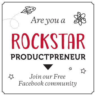 Join the Rockstar Productpreneur Free Community