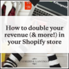 How to increase eCommerce store sales