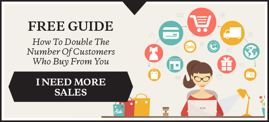 FREE DOWNLOAD: How to double the number of customers who buy from you