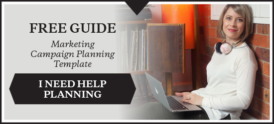 FREE DOWNLOAD: Marketing Planning Template