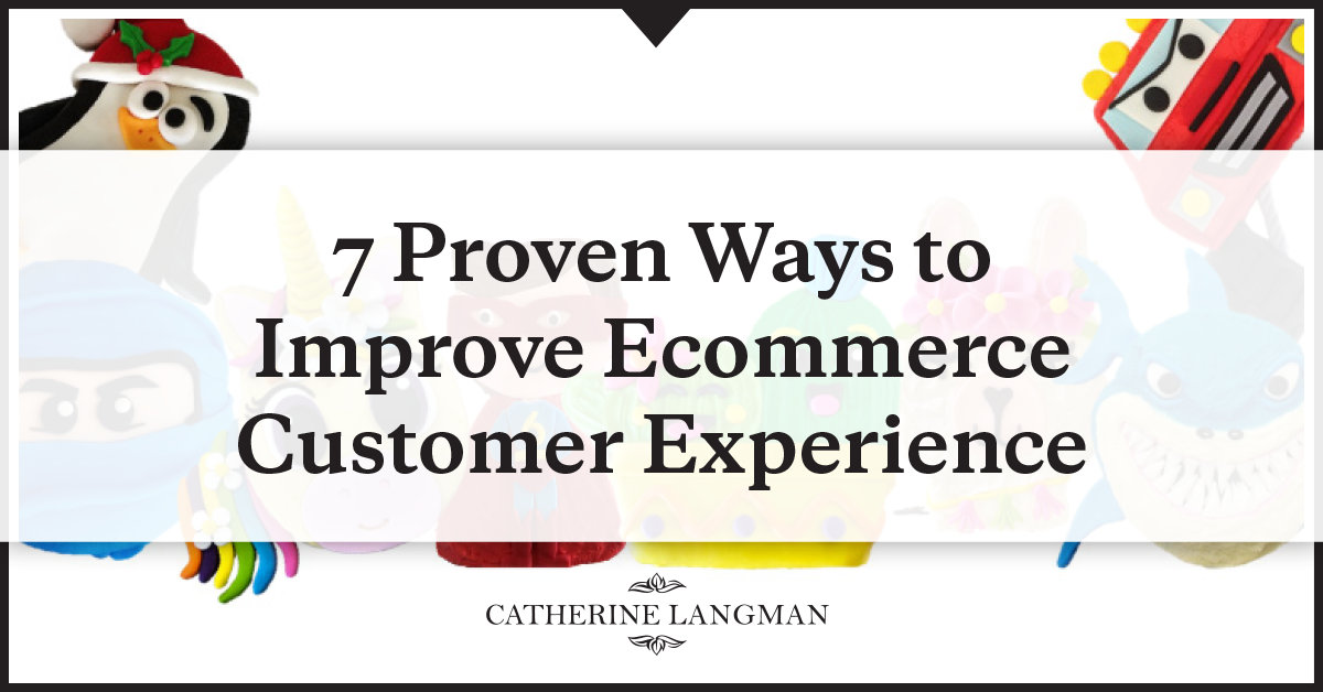 Improve Ecommerce Experience